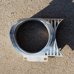 Dodge Polara 64 1964 headlight bezel grille RH