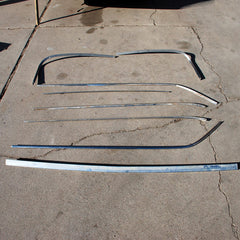 Dodge 880 station wagon chrome trim 62 63 64