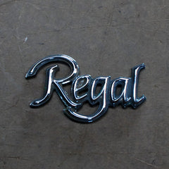 Buick Regal 77 78 79 80 81 82 83 emblem