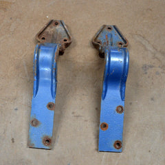 Imperial Crown Desoto Firedome Chrysler 300 Door hinges 55 56