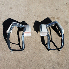 Chrysler  Newport tail light bezels 72 1972