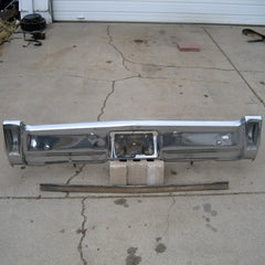 Chrysler 300 Rear bumper 1967 only