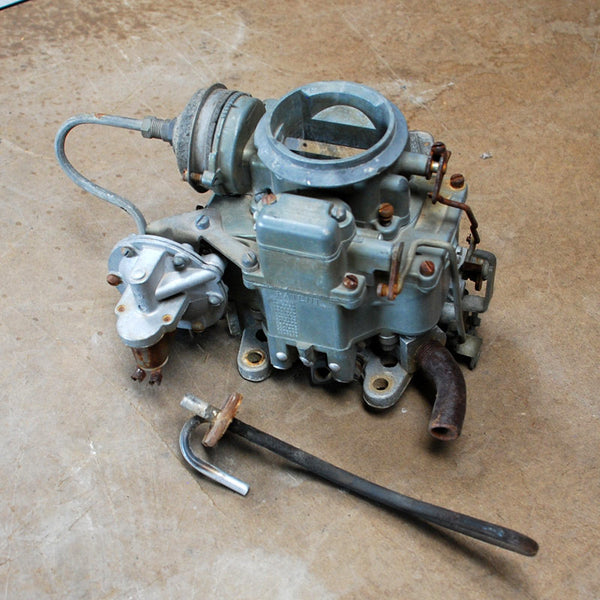 Z B D E B B F Ab Grande on Carter Carburetor Ford 300