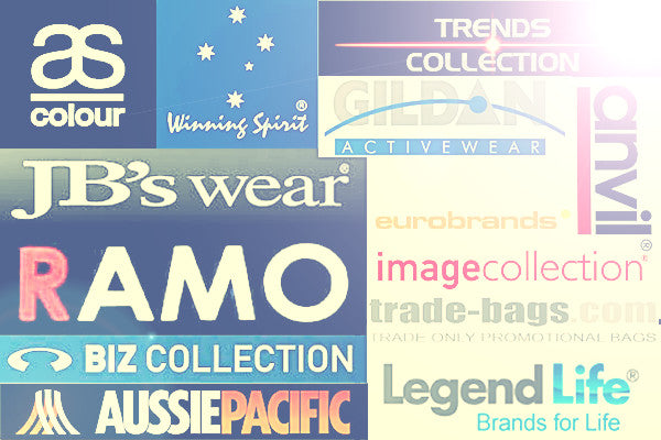 PROMO PRODUCT AND CLOTHING CATALOGUES