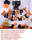 Ballons pour halloween kit complet