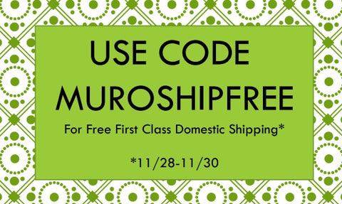 Coupon MUROSHIPFREE