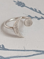 Sun And Moon Rings