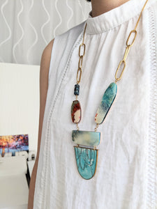 The Adventurer - One Of A Kind Statement Necklace