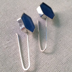 Silver Earrings Custom Order