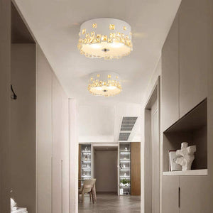 Ceiling Light LED Flush Mount, Ceiling Light Fixture Ceiling lamp Round LED Ceiling Lamps for Kitchen, Hallway, Bathroom, Stairwell
