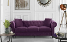 Load image into Gallery viewer, Classic Sofas, Large, Purple