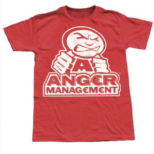 ANGER MANAGEMENT LifeStyle Iconic Logo Tee | Phillie Red | Mens
