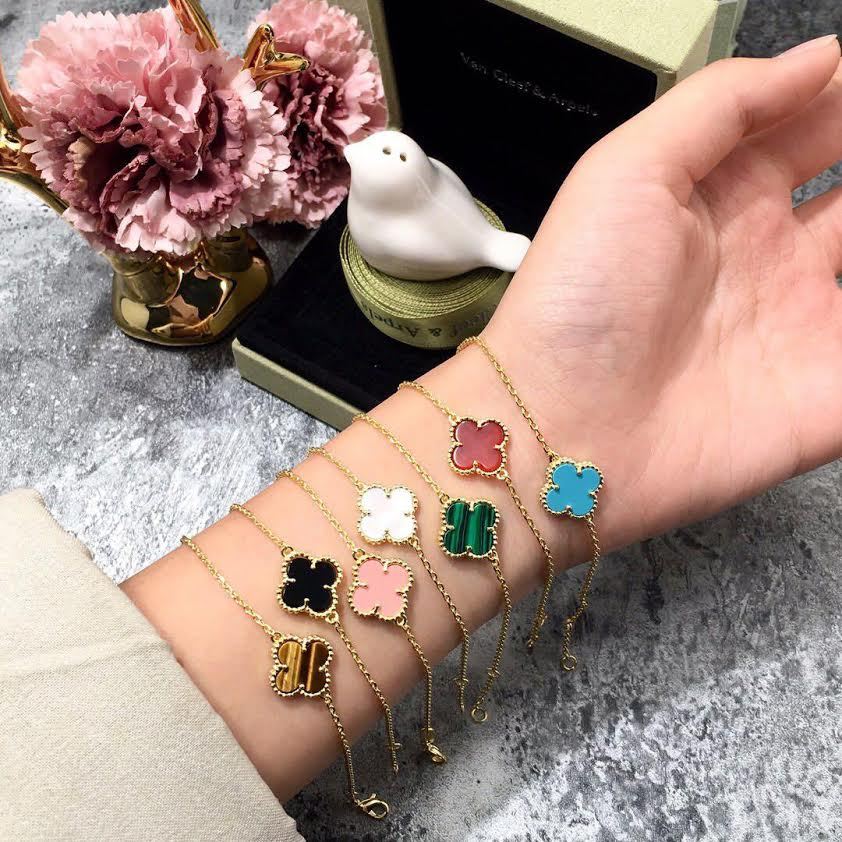 Amazing Single Clover Bracelet