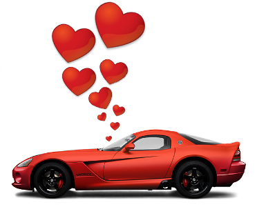 Show Your Ride Some Love This Valentine's Day
