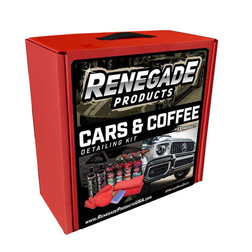 Cars & Coffee Detailing Kit - a2 Detail Supply Co.