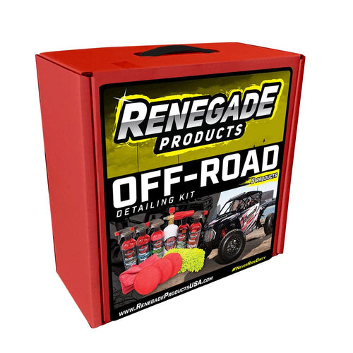 Off-Road Detailing Kit - a2 Detail Supply Co.