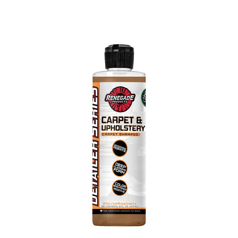 Carpet & Upholstery Shampoo - a2 Detail Supply Co.
