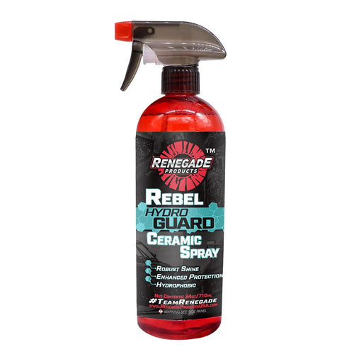 Rebel Hydro Guard Ceramic Spray - a2 Detail Supply Co.