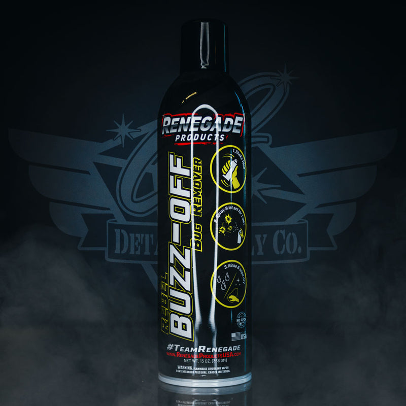 Rebel Buzz-Off Bug Remover