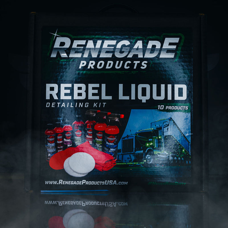 Rebel Liquid Detailing Kit