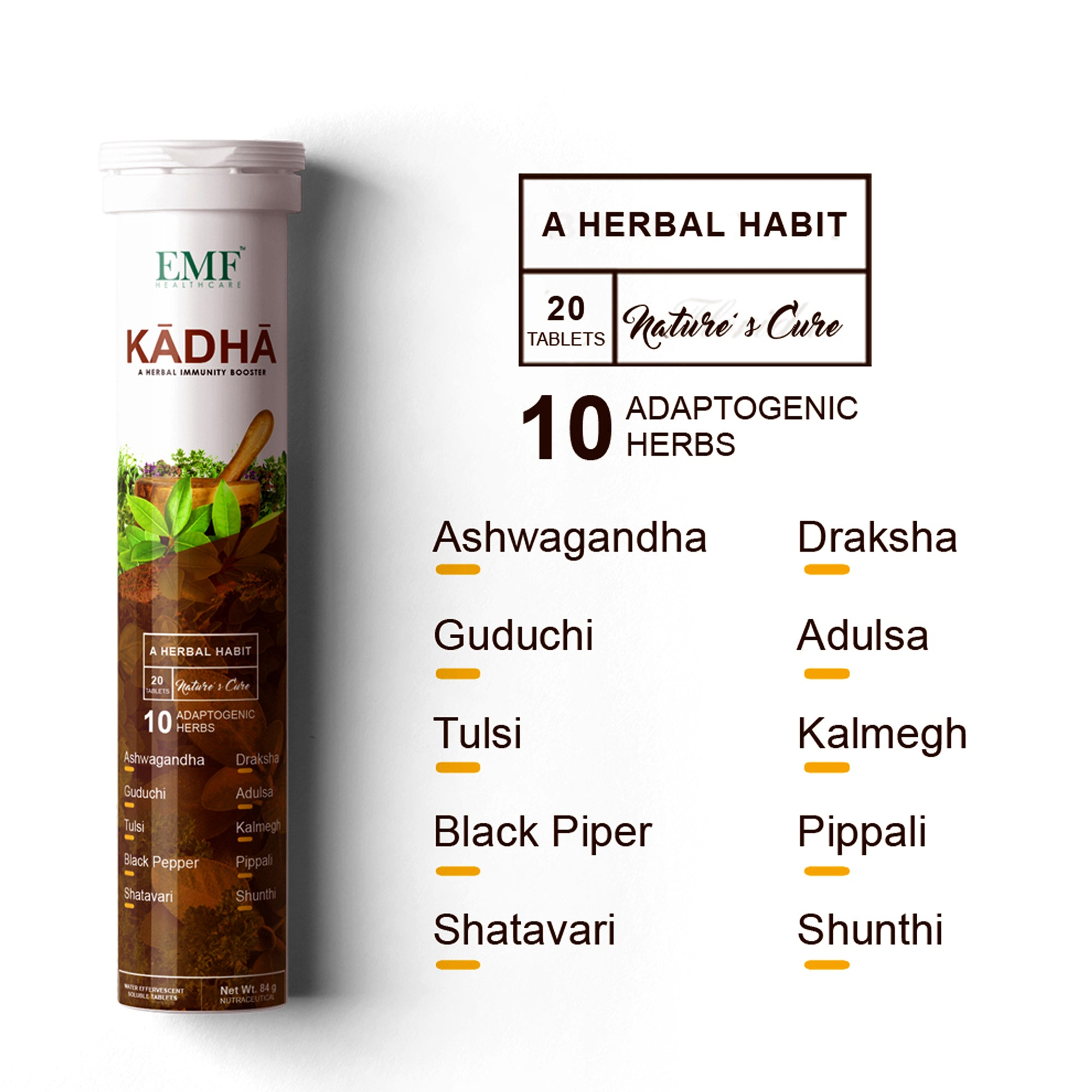 Vitaminz + Kadha (Immunity Booster Pack Of 2)