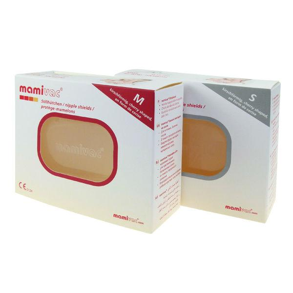 Mamivac Boxed Cherry Shaped Nipple Shield