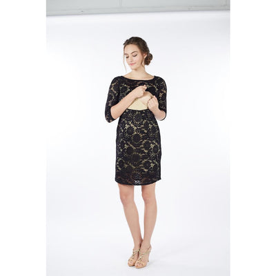 Contessa 3/4 Sleeve Dress