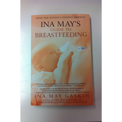 Ina May's Guide to Breastfeeding
