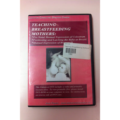 Teaching Breastfeeding Mothers