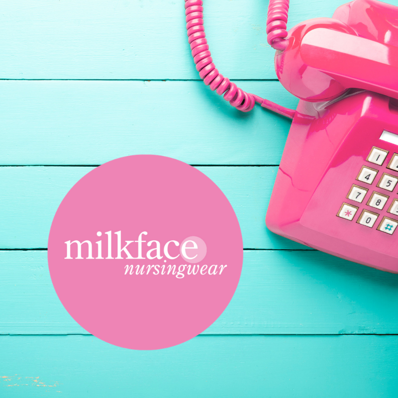 Phone consult with a Lactation Consultant