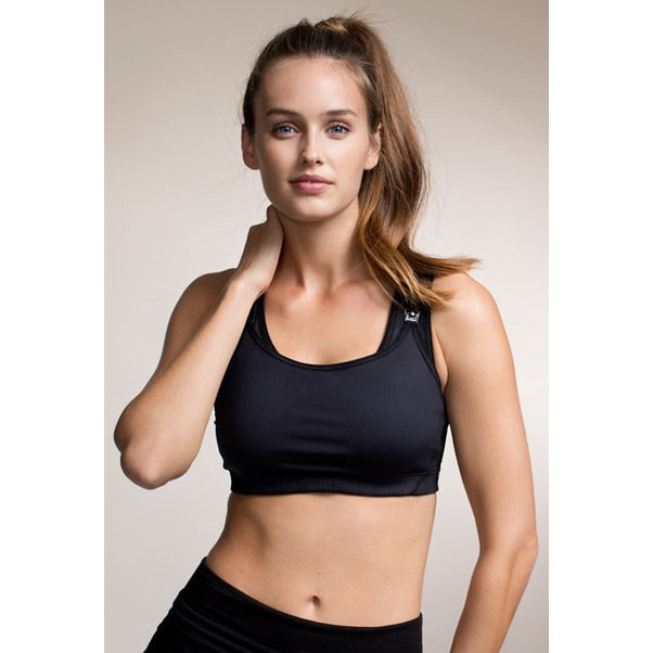 Boob Fast Food Sports Bra