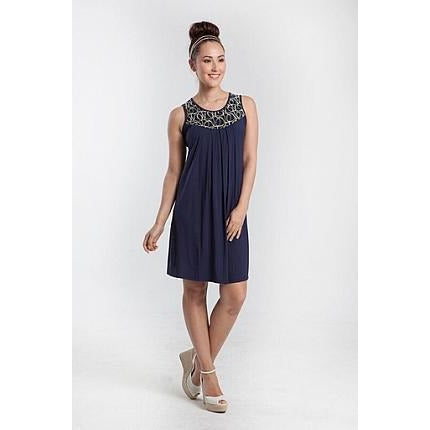 Tresor Sleeveless Dress