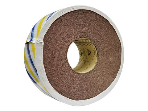 Abrasive Paper Roll Sil Carbide P180 115mm x 50m