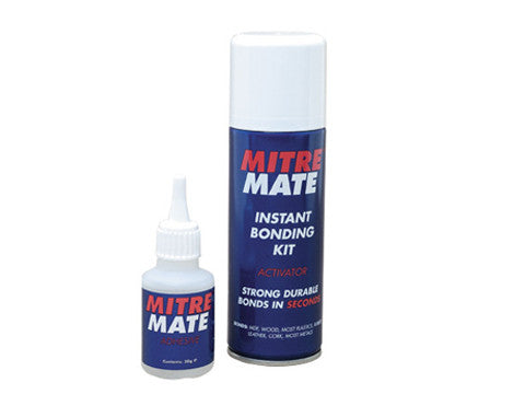 Everbuild Mitre Mate Classic Adhesive Kit 250ml 12/carton