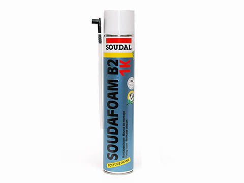 Soudafoam 1K Expanding Foam 750ml 12 per carton