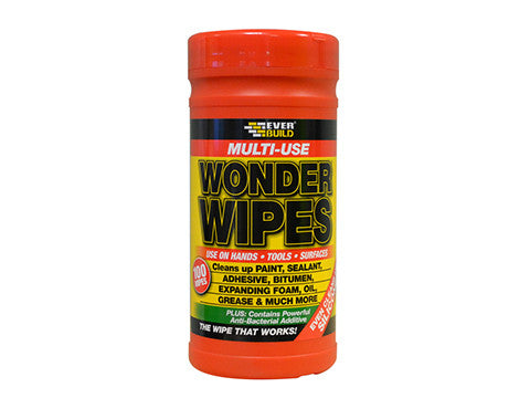 Wonder Wipes 100/Tub Product Image