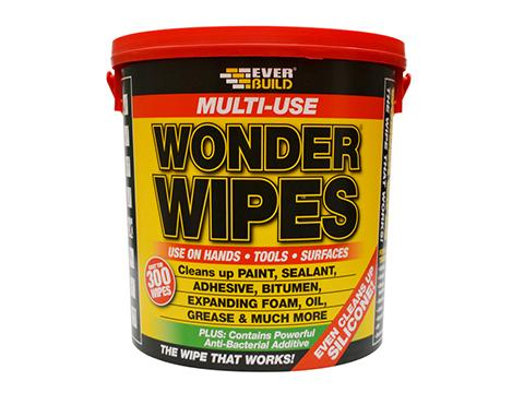 Wonder Wipes 300/Tub Product Image