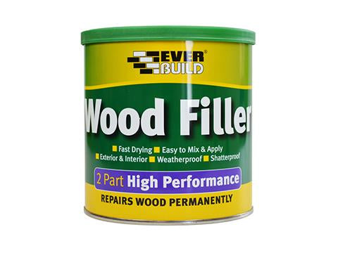 Wood Filler High Performance 2-Part White 1 5kg Product Image
