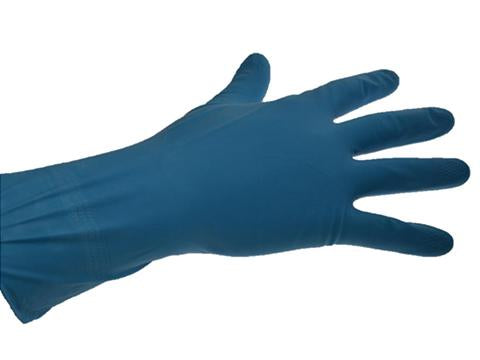 Household Unsupported Latex Glove Medium (Minimum Order Quantity 12 Pairs) Product Image
