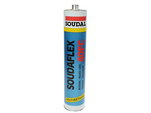 Soudaflex 40FC PU Sealant White 310ml, 12/box Product Image