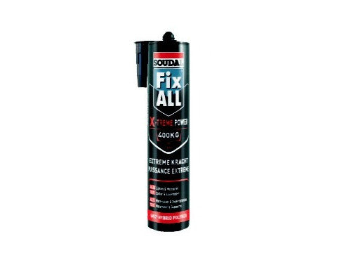 Soudal Fixall Extreme Power White 290ml Product Image