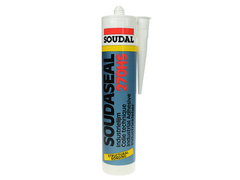 Soudaseal 270HS Adhesive White 290ml,12/box Product Image