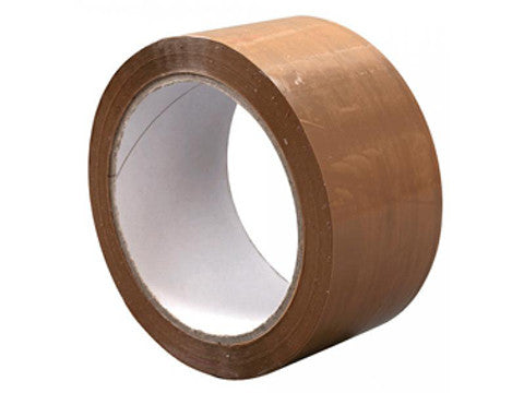 Economy Packaging Tape Buff 36/CTN 50x66m  Product Image