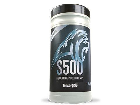 TensorGrip S500 Wipes Product Image