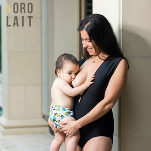 Rumina - One Piece Breastfeeding Suit