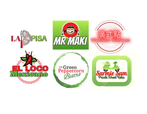Green Peppercorn - Mr Maki -EL Loco Mexicano - WantSum-DimSome - La Pisa