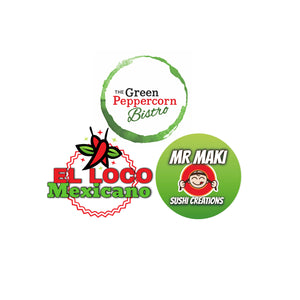 Green Peppercorn - Mr Maki -EL Loco Mexicano