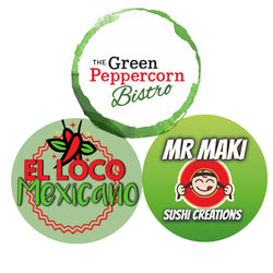 Green Peppercorn  -   Mr Maki -Loco Mexicano