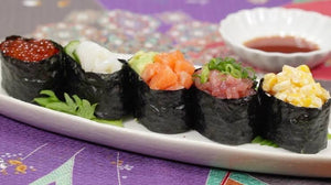 BATTLE SHIP (4)GUNKAN MAKI