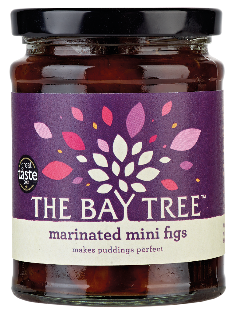 MARINATED MINI FIGS